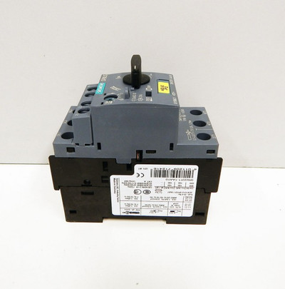 Siemens 3RV2011-1AA10 3RV2 011-1AA10 E-Stand: variiert -used- Leistungsschalter – Bild 2