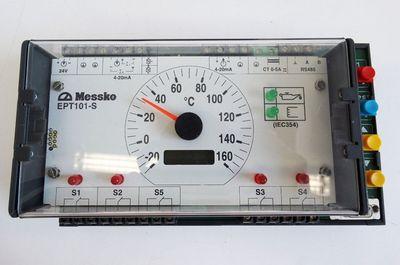 Messko EPT101-S EPT 101-S2 Elektronische Anzeige Eingang 4-20mA -used- – Bild 2