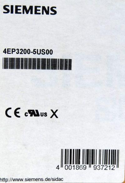 Siemens SIDAC 4EP3200-5US00  4EP3 200-5US00 Netzdrossel -unused/OVP- – Bild 3