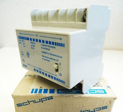 Schupa NTR 200 NTR200 SH97981/060181 230/8V 2A 70mm Transformator -used/OVP- – Bild 1