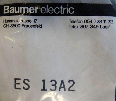Baumer Electric ES 13A2  ES13A2 Sensor Verbindungskabel -unused/OVP- – Bild 3