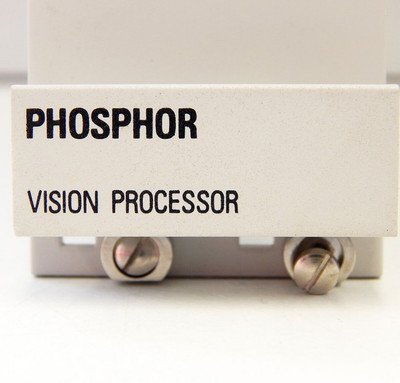 Philips Phosphor Vision Processor 4022 251 0012 / D001235 - unused - – Bild 3