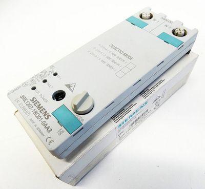 Siemens 3RK1207-1BQ01-0AA3 E: 04 Analogeingangsmodul 2AI 4-20mA -unused/OVP- – Bild 1