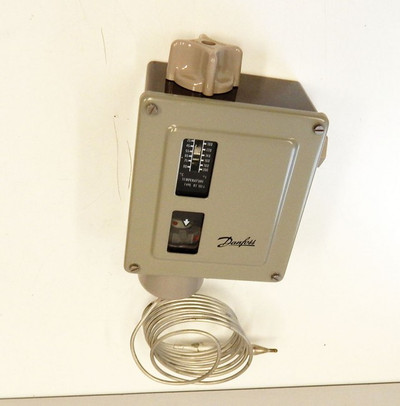 Danfoss  RT101L Differenz-Thermostat  - unused - in OVP – Bild 2