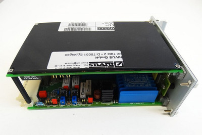NIVUS CU 12 CU12 230V AC 15VA Art. Nr. SEN/CU12019US00 Messumformer -unused/OVP- – Bild 5