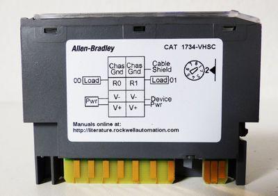 Allen-Bradley 1734-VHSC24 Modul 2 Serie C -used- – Bild 3