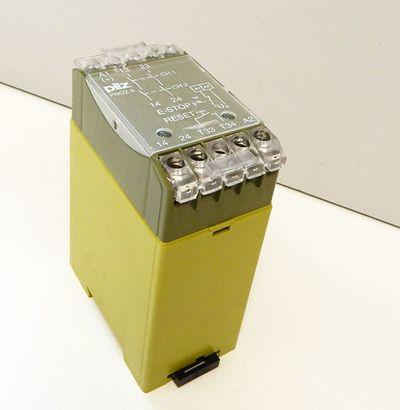 Pilz No:474780 PNOZ9 24V DC Sicherheitsrelais  - used -  – Bild 1