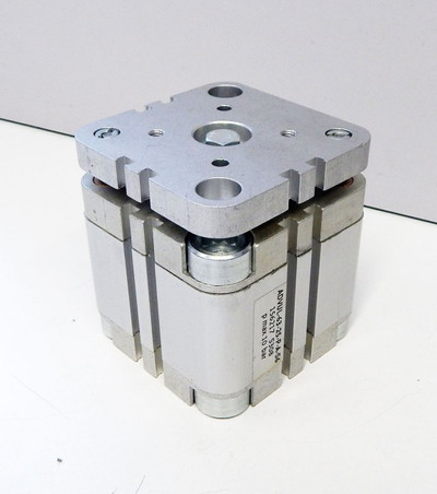 Festo ADVUL-63-25-P-A-S6 156217 Kurzhubzylinder warmfest bis 120°C  - used - – Bild 1