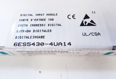 Siemens Simatic S5 6ES5 430-4UA14 6ES5 430-4UA14  E: 01 -sealed- in OVP – Bild 2