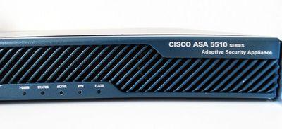 Cisco ASA 5510 Series ASA5510 V03 Adaptive Security Appliance Firewall VPN -used – Bild 3