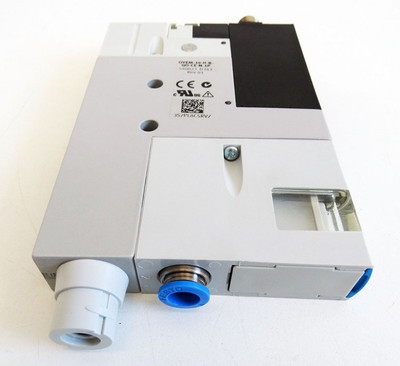 Festo OVEM-10-H-B-QC-CE-N-1P  Nr. 540023 Vakuumsaugdüse -unused/OVP- – Bild 4