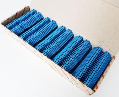 100x Weidmüller WDU 1.5/ZZ BL WDU1.5/ZZ BL 1031480000 Klemme -unused/OVP-  – Bild 1