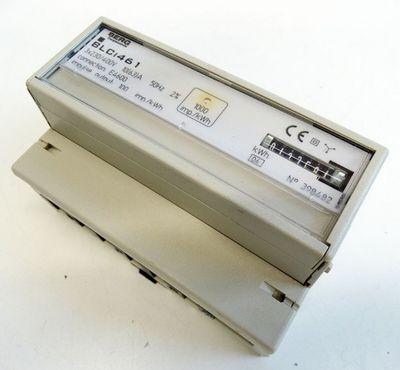 BERG BLCi461  BLCi 461 3x230/400V 10(63)A 1000 imp/kWh Stromzähler -used- – Bild 1
