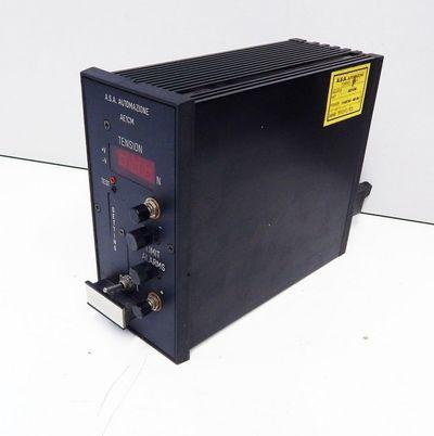 A.S.A. Automazione Tension-Controller AE1CM / 922/1/K1 110V AC  - used -  – Bild 1