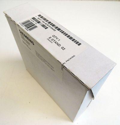5x Siemens 6ES7 193-4CB10-0AA0 6ES7193-4CB10-0AA0 E: 02 Terminal Modul -sealed- – Bild 1