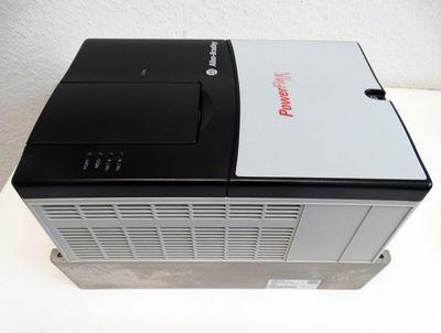 Allen Bradley PowerFlex70  20AC015A0AYNANC0 Ser. A 400V 7,5kW 10 HP -used- – Bild 5