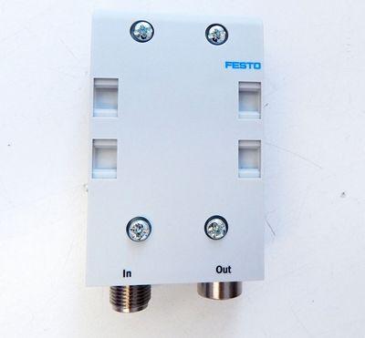 Festo CPX-AB-2-M12-RK-DP Anschlussblock No:541519  - unused - in OVP – Bild 2