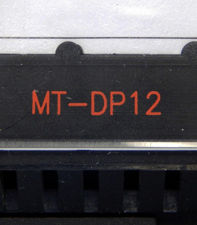 Mitsubishi MT-DP12 No:68887  Basic-Module & MT-DP12-TBS - unused - – Bild 2
