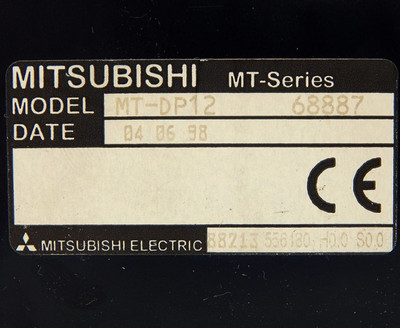 Mitsubishi MT-DP12 No:68887  Basic-Module & MT-DP12-TBS - unused - – Bild 4