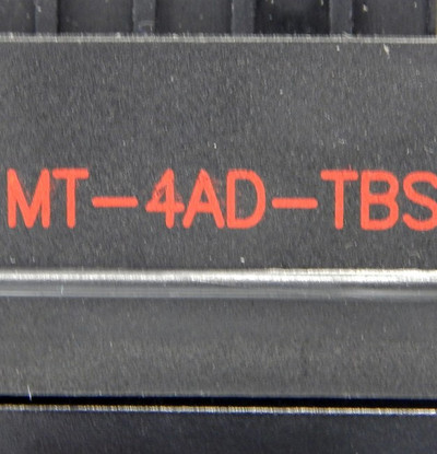 Mitsubishi MT-4AD No:68909 Analog-Input-Module & MT-4AD-TBS - unused - – Bild 3