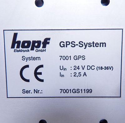 Hopf GPS-System 7001 GPS Funkuhren Basis Sytem - used - – Bild 5