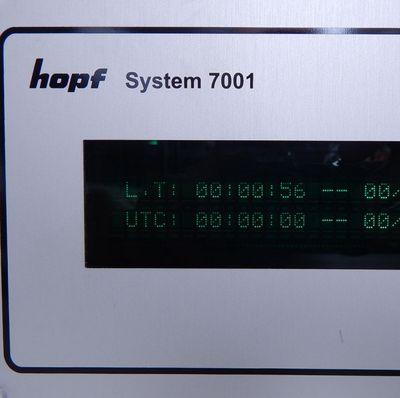 Hopf GPS-System 7001 GPS Funkuhren Basis Sytem - used - – Bild 2