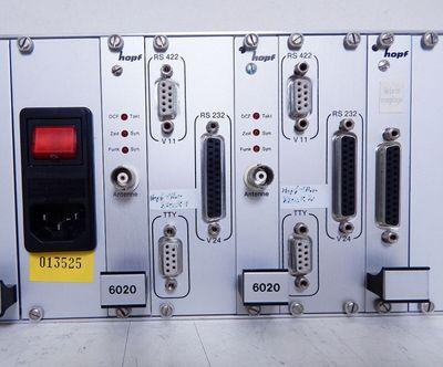 Hopf System 6000 DCF -  Zeituhren - System - used - – Bild 3
