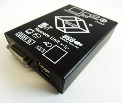 Black Box ACS3110A 724-746-5500 Servswitch DVI-Extender USB HID Remote Unit-used – Bild 1