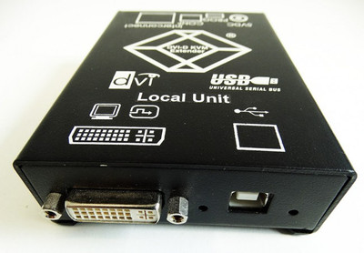 Black Box ACS3110A 724-746-5500 Servswitch DVI-Extender USB HID Local Unit -used – Bild 2