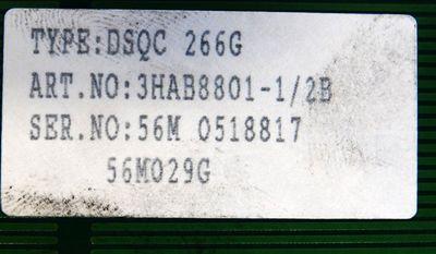 ABB DSQC 266G 3HAB 8801-1  3HAB8801-1 Servo Power Unit -used/OVP- – Bild 4