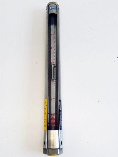 """Bailey Fischer  D10A1197D 1/2""""-27-G-10/80 1/2""""-GNSVT-48 Durchflussmesser -used- – Bild 4"""