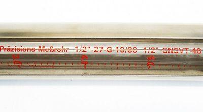 """Bailey Fischer  D10A1197D 1/2""""-27-G-10/80 1/2""""-GNSVT-48 Durchflussmesser -used- – Bild 3"""