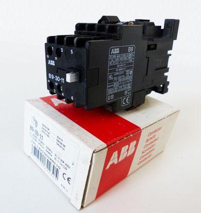 ABB B9-30-11 FPL1421001R8110 Schütze -unused/OVP- – Bild 1