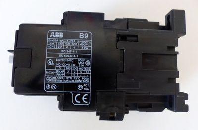ABB B9-30-11 FPL1421001R8110 Schütze -unused/OVP- – Bild 4