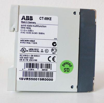 ABB CT-MKE 1SVR550019R0000 Time relay -unused/OVP- – Bild 3