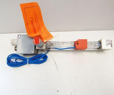 Rota Yokogawa RAGK41  Durchflussmesser mit Kontaktgeber 216637/001 - unused - – Bild 2