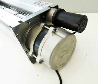 TECSYSTEM 1VN0010 TG360 230V 50Hz 120W 36cm länge Radialventilator Lüfter -used- – Bild 4