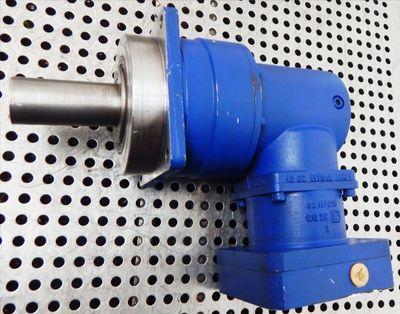 Alpha Getriebe SPK 140-MF2-14-151-000 Kegelrad Planetengetriebe - used - – Bild 1