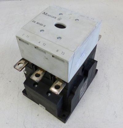 Moeller DIL M185-S  DIL M185(-S) 220-240V 50-60Hz -used- – Bild 1