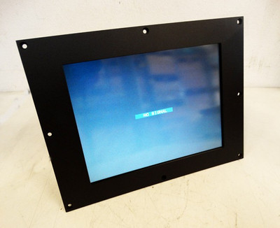 "ADM electronic LCD10L-CACS-REIS 10"" Zoll Industrie LCD Monitor -used- – Bild 1"