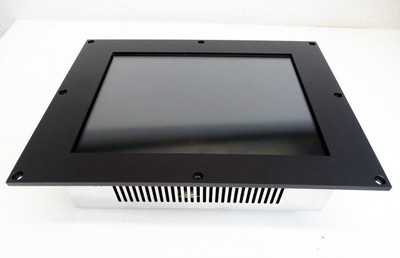 "ADM electronic LCD10L-CACS-REIS 10"" Zoll Industrie LCD Monitor -used- – Bild 2"