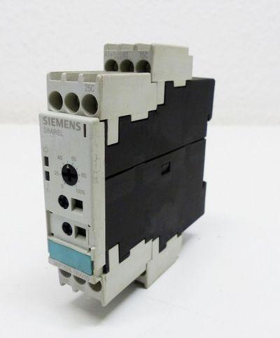Siemens SIMIREL 3RP1505-1RW30 3RP1 505-1RW30 E-Stand: 01 -used- – Bild 1