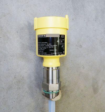 VEGA VEGACAP 64 CP64.XXFGCZKMX 900mm 50-150`C 1-64bar Überfüllsicherung -unused- – Bild 2