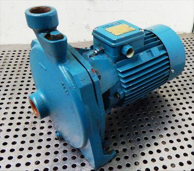 Calpeda Kreiselpumpe NM 3/AE-R 2,2KW/ 50Hz/ 1,2m³/h/ 50H/max - used -  – Bild 1