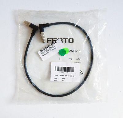 FESTO KVI-CP-1-WS-05 178 564 Verbindungskabel -unused/OVP- – Bild 1