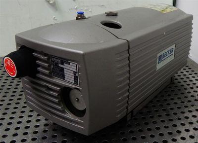 Becker Vakuumpumpe VT 4.16 / D80B4 P -used- – Bild 4