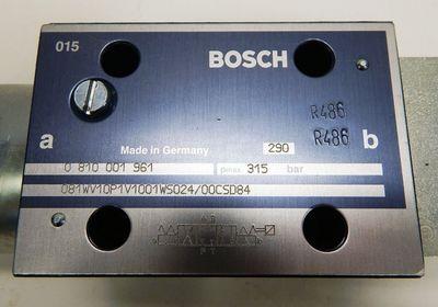 Bosch 0 810 001 961 0810001961 315 bar Hydraulikventil Hydraulic Valve -unused-  – Bild 3