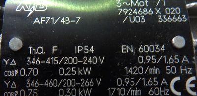 Busch Vacuumpumpe SV 1006 B 000 1BXX //?  - used -                    – Bild 4