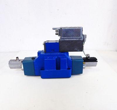 Bosch 4WRPEH 6 C3B12L  0811 404 608 + 4WRLE 25 EZ-350SJ  0811 404 429 -used- – Bild 4