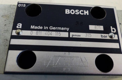 Bosch 0 811 404 115 0811404115 Pmax=315bar -unused/OVP- – Bild 3